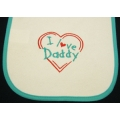 Love Daddy Bib