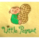 Little Peanut Blanket