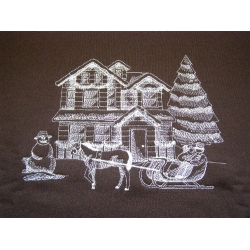 Carriage Sweatshirt