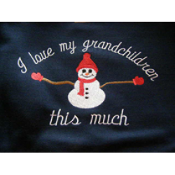Love Grandchildren Sweatshirt